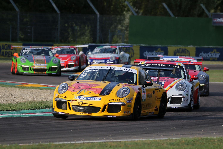 Porsche Festival circuito Imola
