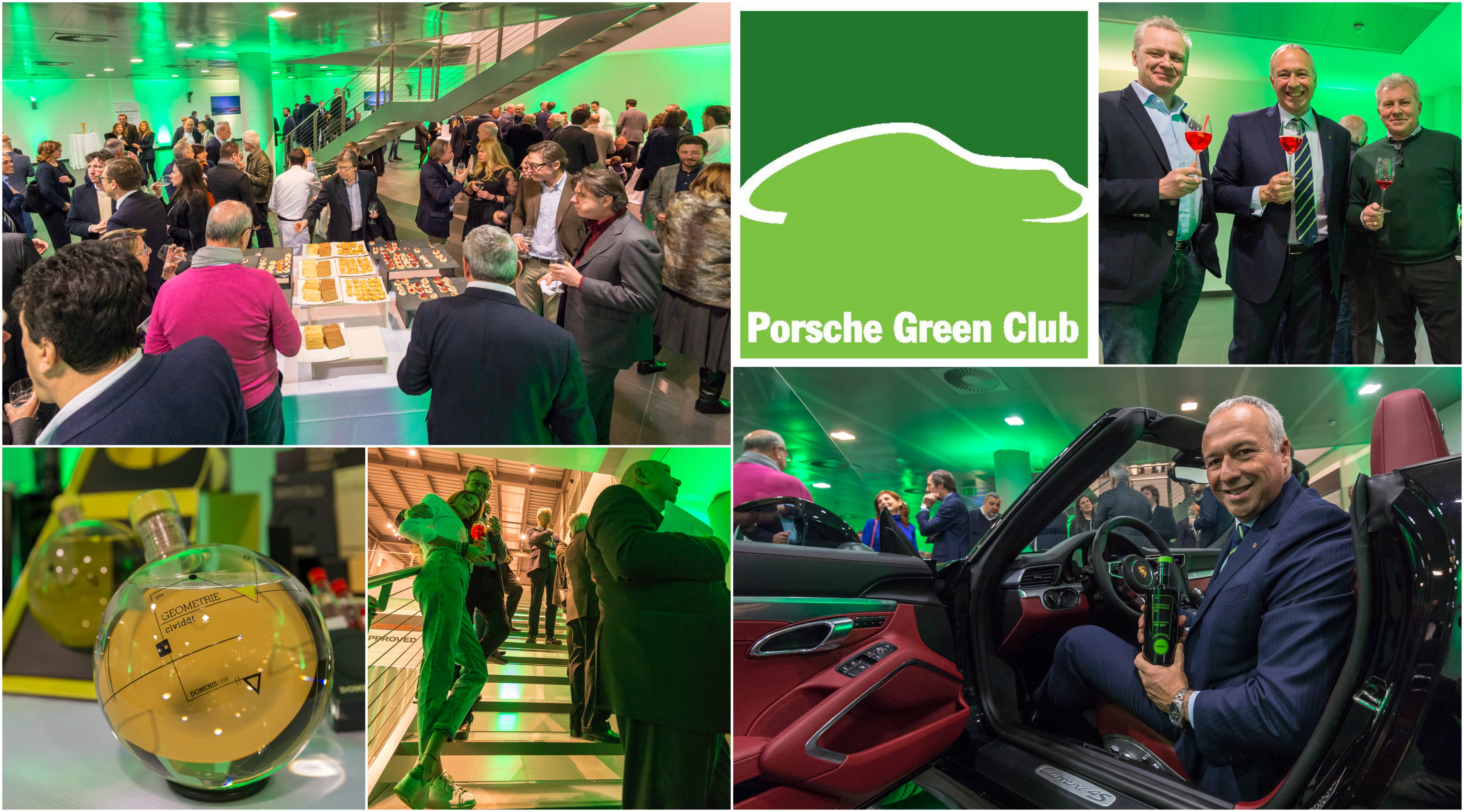 DOMENIS1898 & Porsche Green Cup 2018